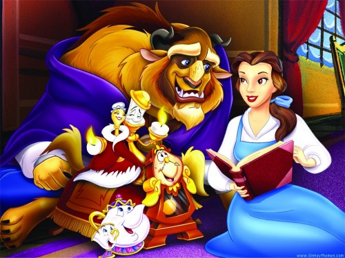 BEAUTY & THE BEAST: