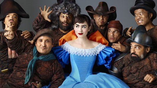 MIRROR, MIRROR: Director Tarsem Singh Takes on Snow White