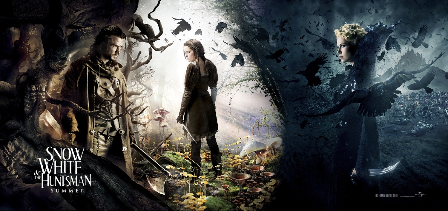 BANNER ART: Snow White and the Huntsman