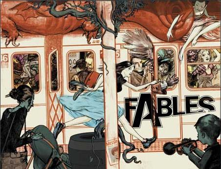 FABLES: In Praise of the Comic