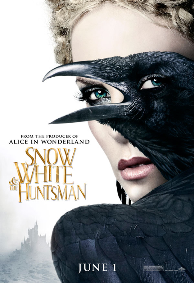 SNOW WHITE AND THE HUNTSMAN: New Clip Features Florence & the Machine Song