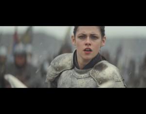 Kristen Stewart Snow White on Kristen Stewart As Snow White In Snow White