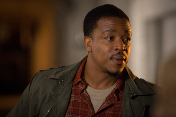 russell hornsby celebrity name game