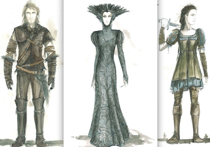 SNOW WHITE & THE HUNTSMAN EXCLUSIVE: Unpublished Interview with Costume Designer Colleen Atwood