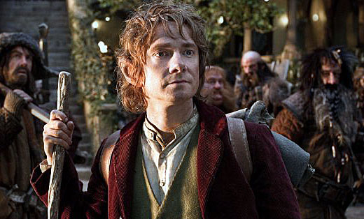 THE HOBBIT: New Title For Part 2, Release Date for Part 3