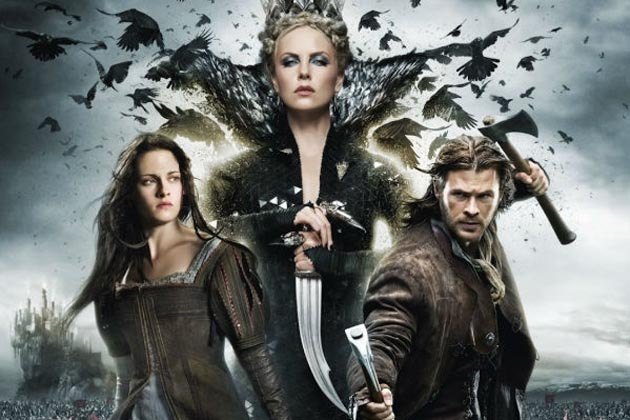 "KRISTEN STEWART: Returning for ""Snow White"" Sequel"