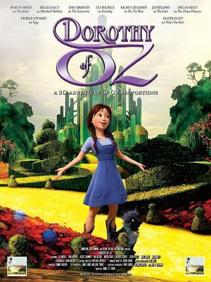 DOROTHY OF OZ: New Trailer and Poster Art