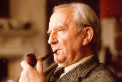J.R.R. TOLKIEN: His Grandson Has Authored A Pair of Fantasy Books