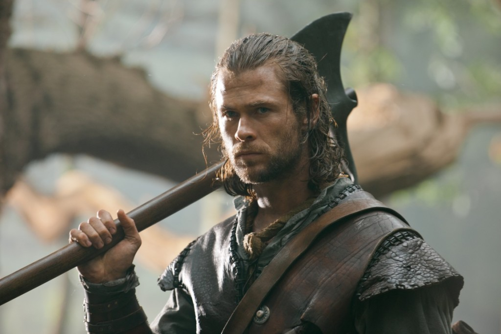 EXCLUSIVE — CHRIS HEMSWORTH: From Thor to Huntsman and Back Again