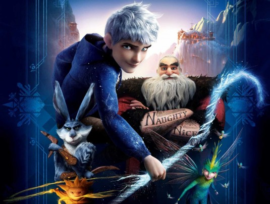 Rise of the guardians casting this childhood dream team the