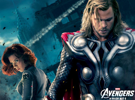 "SNOW WHITE AND THE HUNTSMAN: Has the Success of The Avengers ""Spoiled"" Chris Hemsworth?"