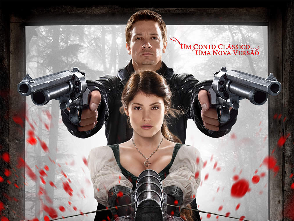 HANSEL & GRETEL – WITCH HUNTERS: International Poster
