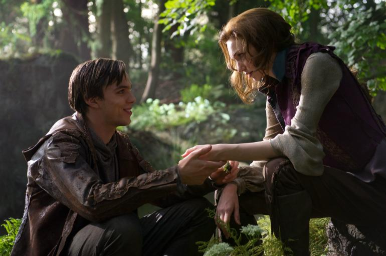 JACK THE GIANT SLAYER: Interview With Nicholas Hoult & Eleanor Tomlinson