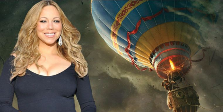 """OZ THE GREAT AND POWERFUL: """"Almost Home"""" – Mariah Carey's Theme Song"""