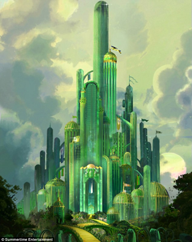 EMERALD CITY: Game of Thrones-like Oz Series For NBC : The ...