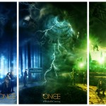 3 ONCE UPON A TIME Promo Posters Make One Beautiful Image