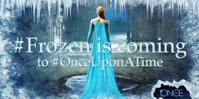 ONCE UPON A TIME: Casting Underway for 'Frozen' Characters