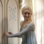 ONCE UPON A TIME: New Photos of Elsa and Kristoff