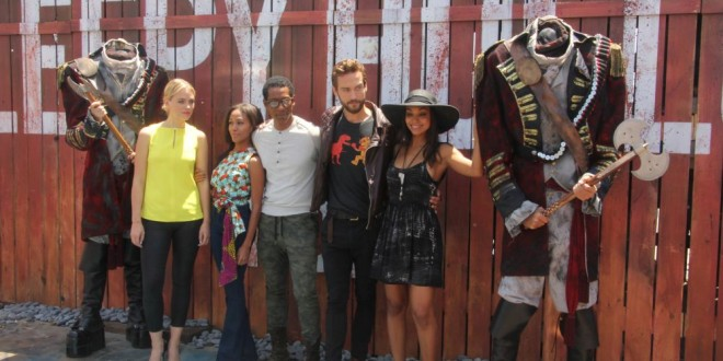 SLEEPY HOLLOW: 80+ Exclusive Photos from the SDCC Press Event!