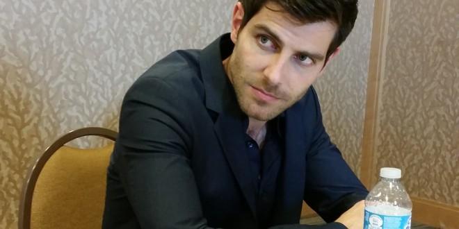 GRIMM: David Giuntoli talks season 4 at Comic Con {Video}