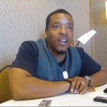 GRIMM: Russell Hornsby at Comic Con {Video}