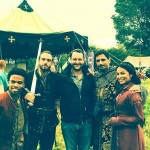 GALAVANT: John Stamos Shares Photo from the Set
