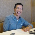 GRIMM: Reggie Lee at Comic Con {Video}