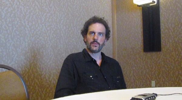 GRIMM: Silas Weir Mitchell talks season 4 at Comic Con {Video}