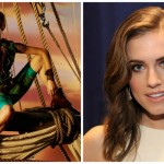 "First Look at Allison Williams as ""Peter Pan"""