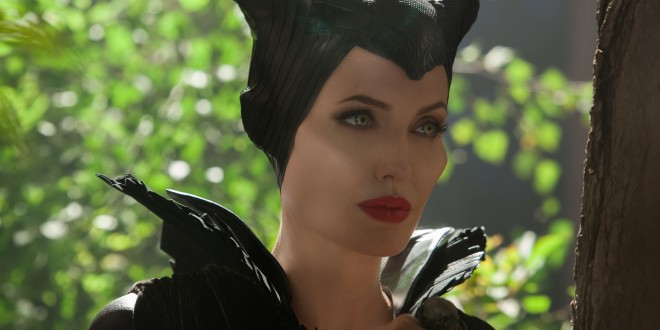 Enter to Win MALEFICENT on Blu-ray!
