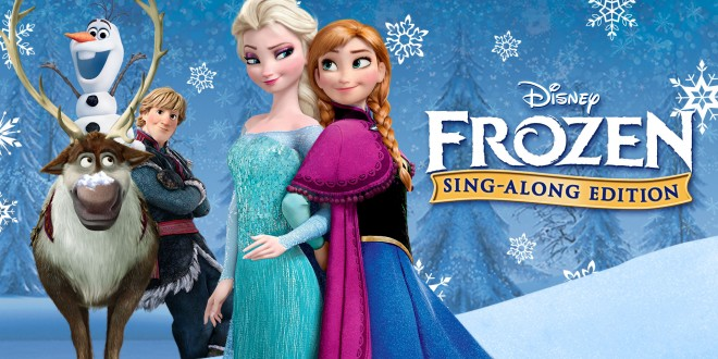 Disney Introduces Sing-A-Long Version of FROZEN