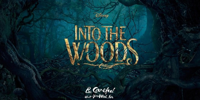 Disney's INTO THE WOODS Available on DVD & Blu-ray March 24th