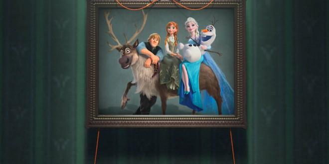 Disney's FROZEN to Premiere on Broadcast TV in 2016