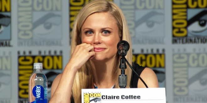 GRIMM: Claire Coffee on Hexenbiests and Hexenbabies [Video]