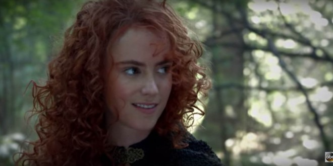 ONCE UPON A TIME: Meet Merida [Video]
