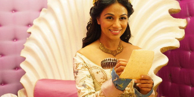 GALAVANT's Karen David Joins OUAT as Princess Jasmine