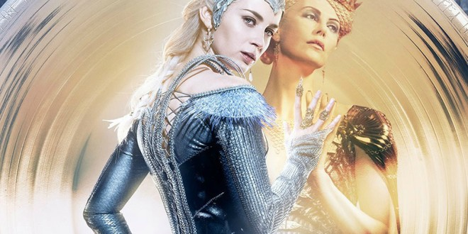 "VIDEO: New Extended Trailer Released for ""The Huntsman: Winter's War"""