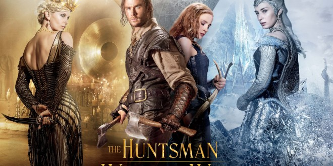 [ADVANCED REVIEW] The Huntsman: Winter's War