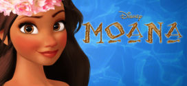MOANA: The Next Disney Princess