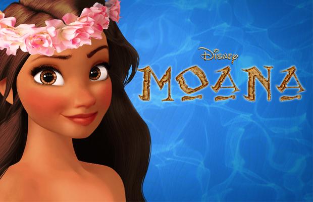 MOANA: The Next Disney Princess