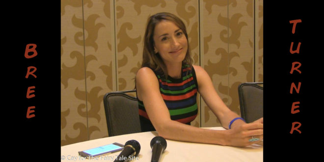 GRIMM: Bree Turner discusses babies and brains