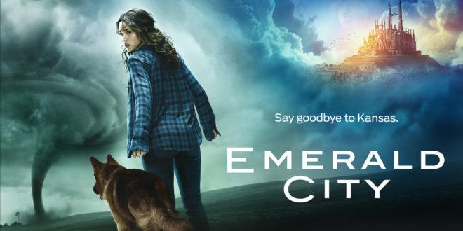 Emerald City Takes Comic Con