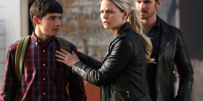 "Once Upon A Time ""The Other Shoe"" Synopsis & Photos"