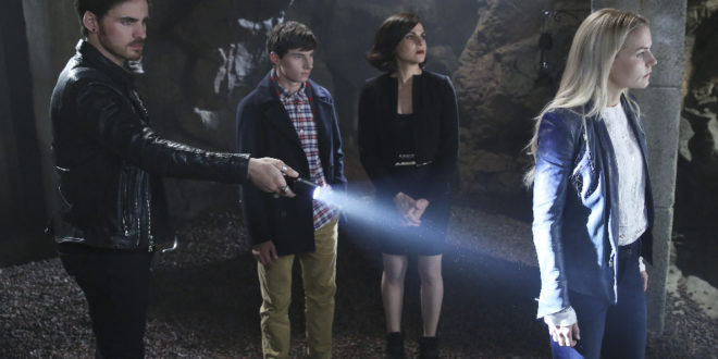 "Once Upon A Time ""Street Rats"" Synopsis & Photos"