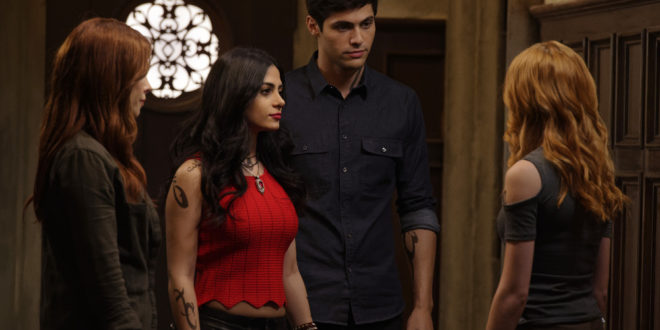 "SHADOWHUNTERS: Photos and Synopsis ""Day of Wrath"""
