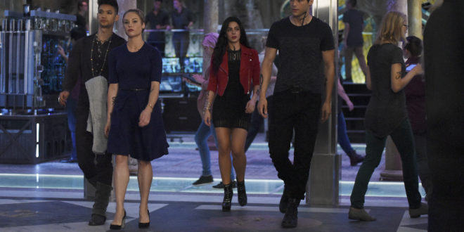 SHADOWHUNTERS Recap: The Guilty Blood