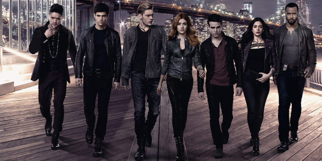 "SHADOWHUNTERS: Photos & Synopsis ""How Are Thou Fallen"""