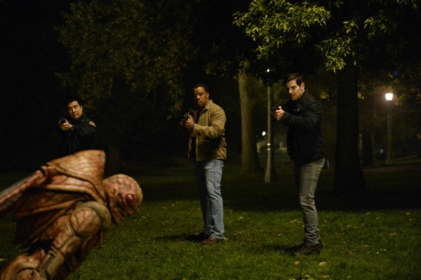 """My 35 Thoughts on Grimm:  """"The Seven Year Itch"""""""