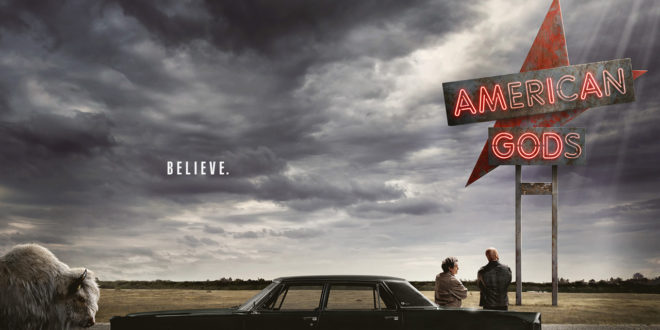 AMERICAN GODS: Comparing the Book to the TV Show