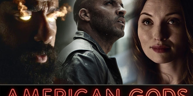 American Gods: 5 Questions from 'Head full of snow'